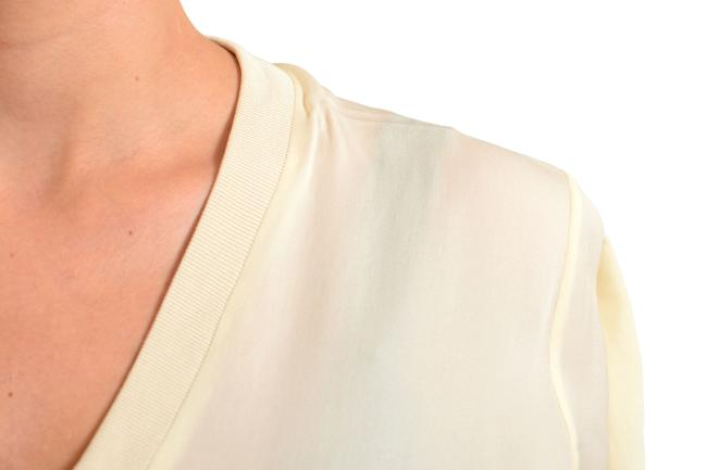 Dsquared2 Top Ivory Image 2