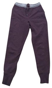 Lululemon Relaxed Pants maroon