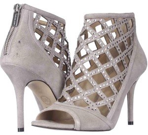 Michael Kors Gray Platforms