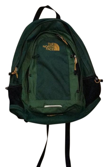 Item - 61661 Green/Yellow/Black Polyester with Polyurethane Coating Nylon Liner with Polyurethane Coating Backpack