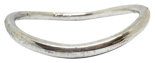 Preload https://img-static.tradesy.com/item/21767818/sterling-silver-wavy-bangle-bracelet-0-1-540-540.jpg