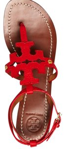 Tory Burch Sandals Red Sandals