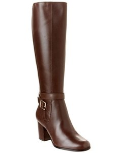 Cole Haan Knee High Tall Brown Boots