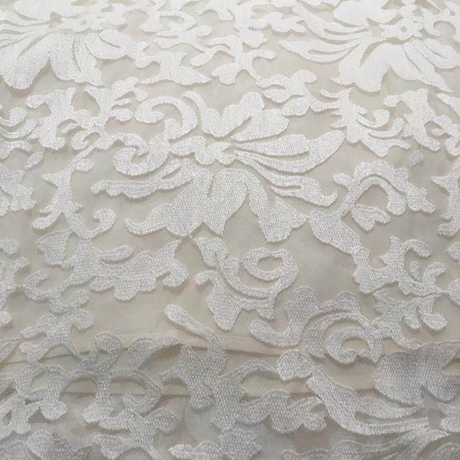 Ella Moss short dress Ivory A Line Embroidered on Tradesy Image 3