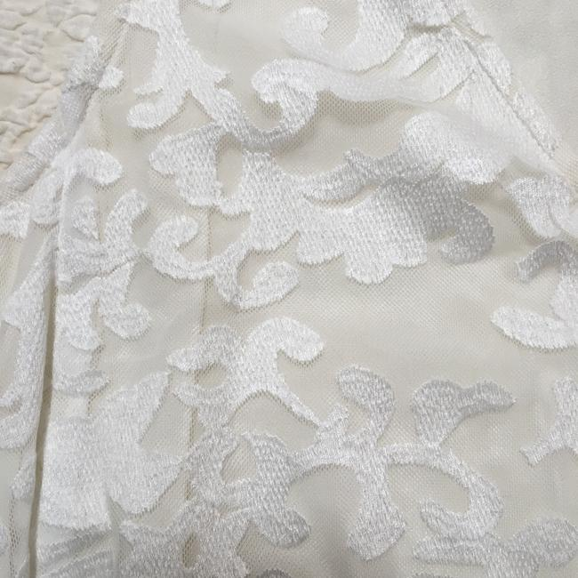 Ella Moss short dress Ivory A Line Embroidered on Tradesy Image 5