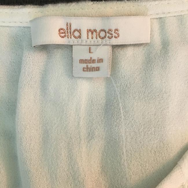 Ella Moss short dress Ivory A Line Embroidered on Tradesy Image 7
