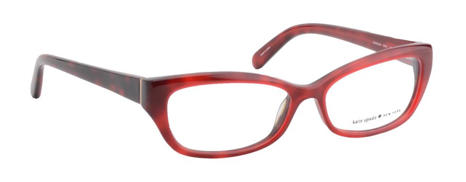 Kate Spade Red Havana Women\'s Eyewear Frames Kscatalina 51mm 0fn1 ...