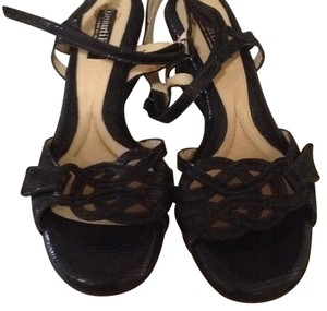 BeautiFeel Black Sandals