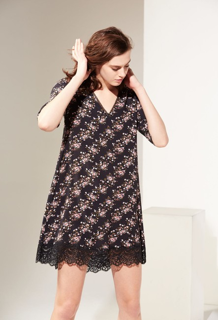 Claudie Pierlot short dress black on Tradesy Image 2
