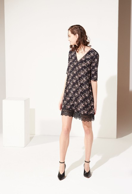 Claudie Pierlot short dress black on Tradesy Image 7