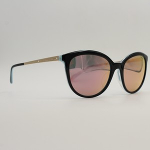 083f6672b0b9 Tiffany   Co. Square Pink Mirror Gold Sunglasses tf 4117-b-f 8193