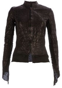 Isaac Sellam Black Jacket