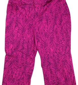 Coldwater Creek Straight Pants Pink