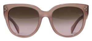 Céline NEW Celine 41755/S Audrey Blush Pink Oversized Sunglasses