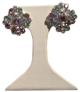 Givenchy Clips crystals earring