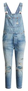 Denim & Supply Straight Leg Jeans-Medium Wash