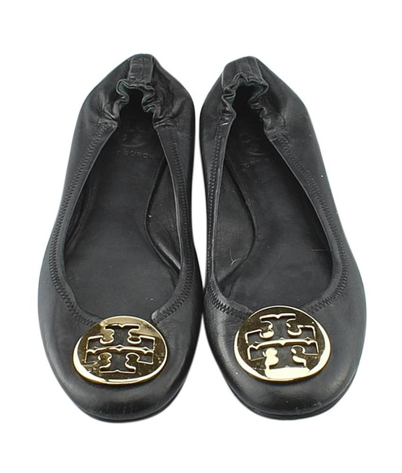tory burch mini miller flats in excellent condition. very lightly used!smoke and pet free homeprice is firm.