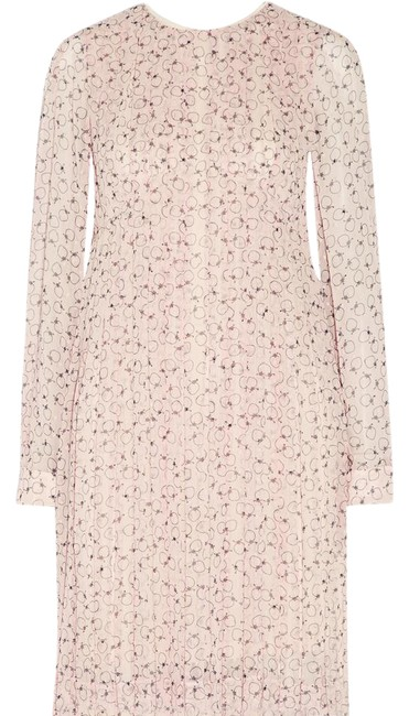 Preload https://img-static.tradesy.com/item/21772040/see-by-chloe-pink-and-cream-strawberry-printed-fil-coupe-chiffon-mid-length-cocktail-dress-size-10-m-0-1-650-650.jpg