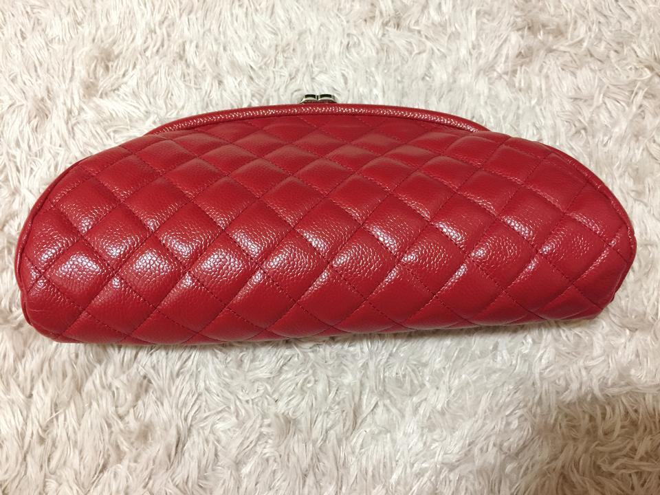 Chanel Timeless Clutch Evening Clutch Kisslock Cc Logo Quilted ...