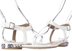 Marc Jacobs White Sandals