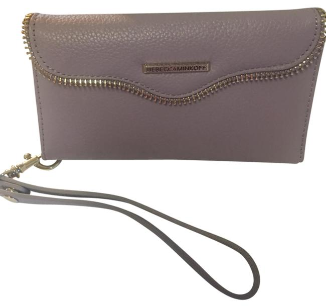 Item - New Mab I Phone 6 Tech Lilac Leather Wristlet
