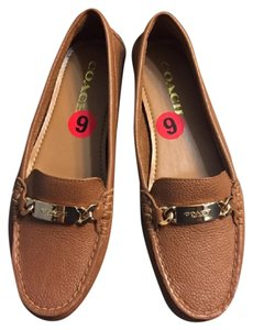 Coach Loafers Moccasin Flats