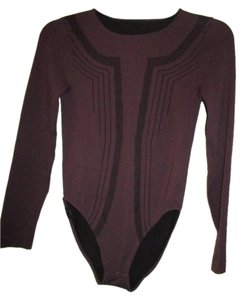 Wolford Pre Owned Top PLUM BERRY