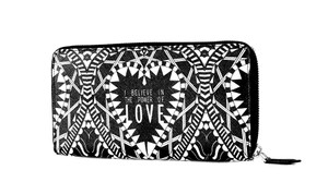 Givenchy Givenchy Wallet Power of Love Zip Around in Box