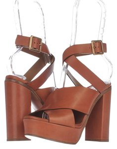 Chloe Brown Pumps