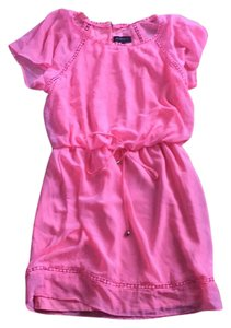 Jodi Kristopher short dress pink on Tradesy