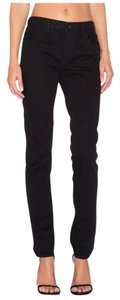 Alexander Wang Relaxed Fit Jeans-Dark Rinse