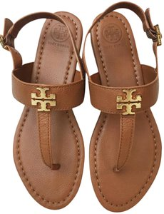 Tory Burch Royal Tan Sandals