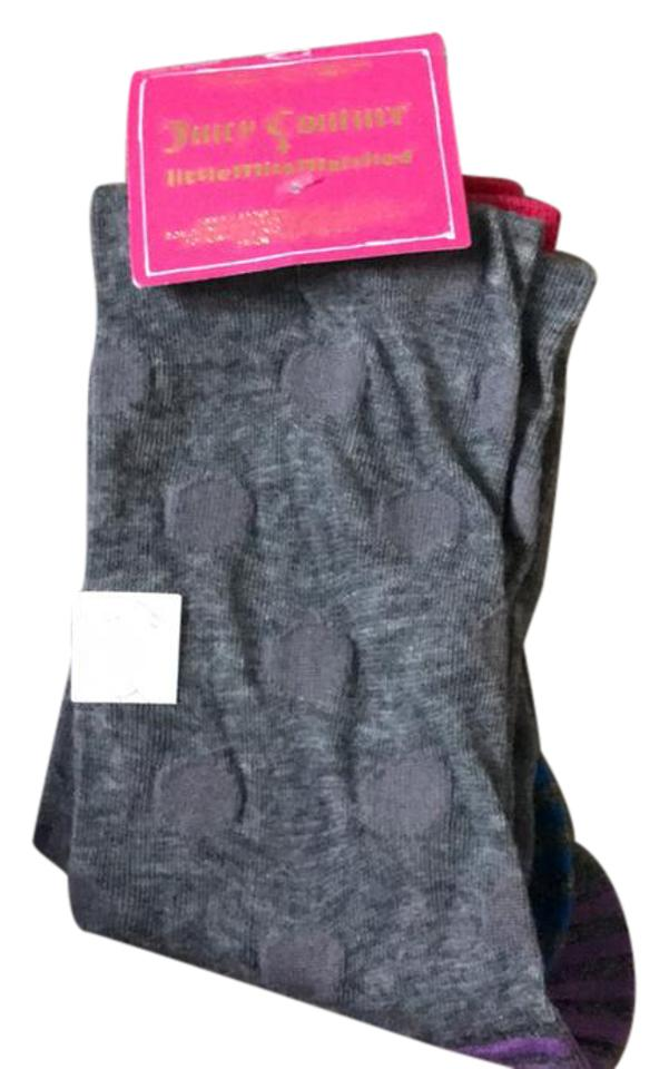 6ece2a1fd9 Juicy Couture Juicy Couture knee high socks ...