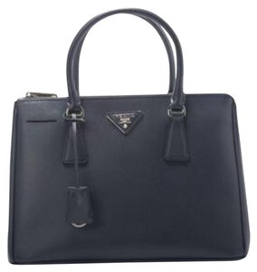 Prada Satchel in NEW Baltic Blue