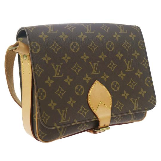 Preload https://img-static.tradesy.com/item/21776108/louis-vuitton-like-new-discontinued-cartouchiere-monogram-brown-leather-shoulder-bag-0-4-540-540.jpg