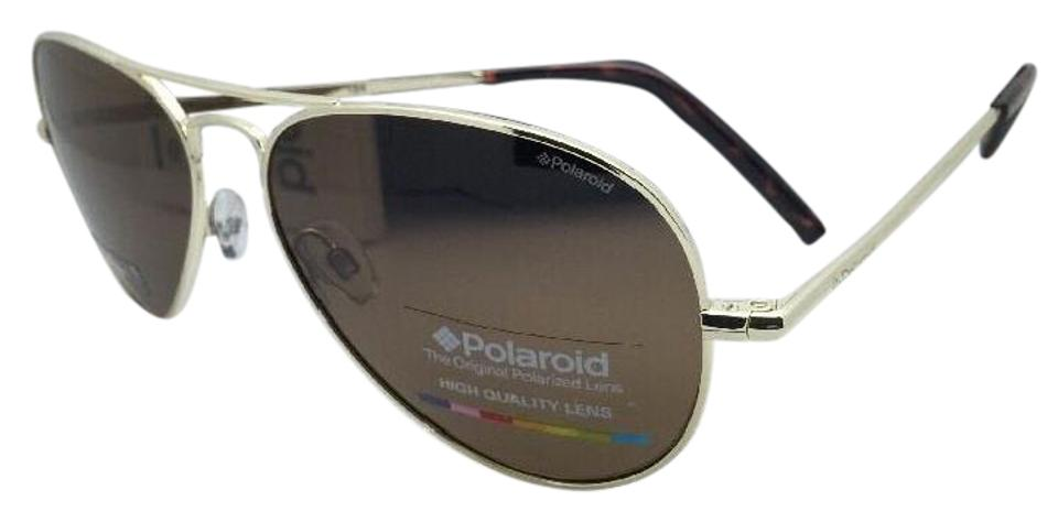 86d2aac7f9 New Polarized Pld 1006 S 3ygig 58-14 Gold Aviator W  Brown 1006