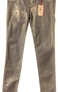 Decree Skinny Jeans-Coated