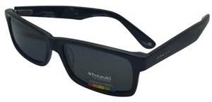Polaroid New POLAROID Sunglasses X8420A KIH 1T 57-17 140 Black w/Grey Polarized