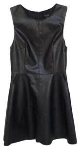 ANGL short dress Black on Tradesy