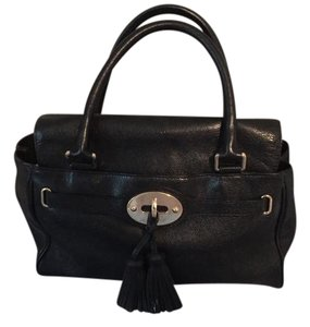 Talbots Satchel in Black