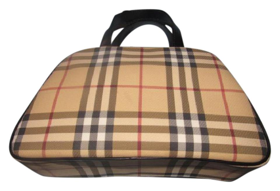 Burberry Perfect For Everyday Classic Roomy And Practical Signature Piece  Great For Everyday Satchel in Brown ... 1b6445ee571b5