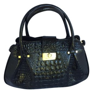 Brahmin Satchel in Black