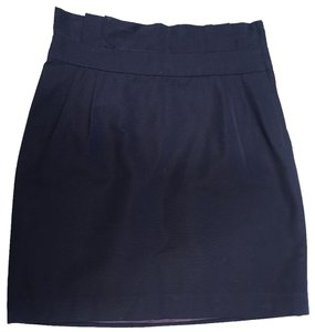 Kate Spade Short Mini Summer Mini Skirt Navy Blue
