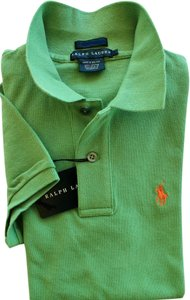 Ralph Lauren Polo T-shirt Women's T Shirt green, greenery