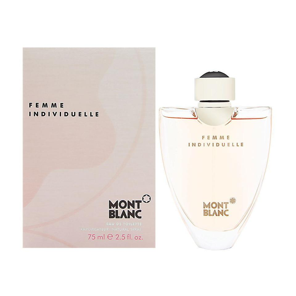 Montblanc Individuelle Femme 25oz75 Ml Edt Spray Men New