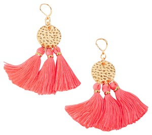 Lilly Pulitzer Brand New Lilly Pulitzer Tassel Earrings
