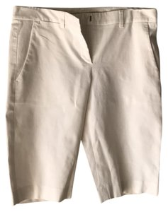 Theory Cargo Shorts White
