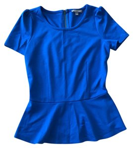 Tinley Road Top Blue
