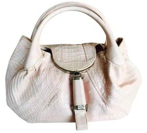 Fendi Tote in Baby pink