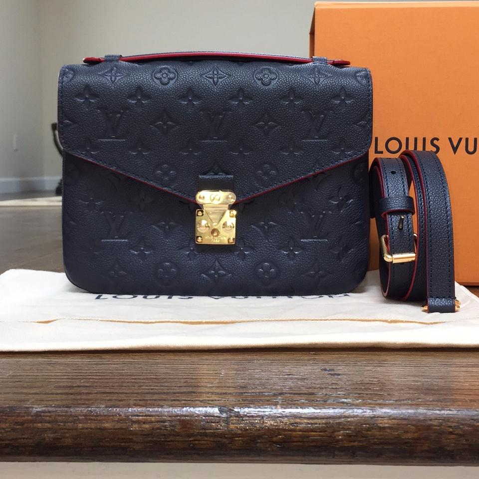 7d0038554af7 Louis Vuitton Metis Neverfull Pochette Metis Limited Edition Cross Body Bag  Image 0 ...